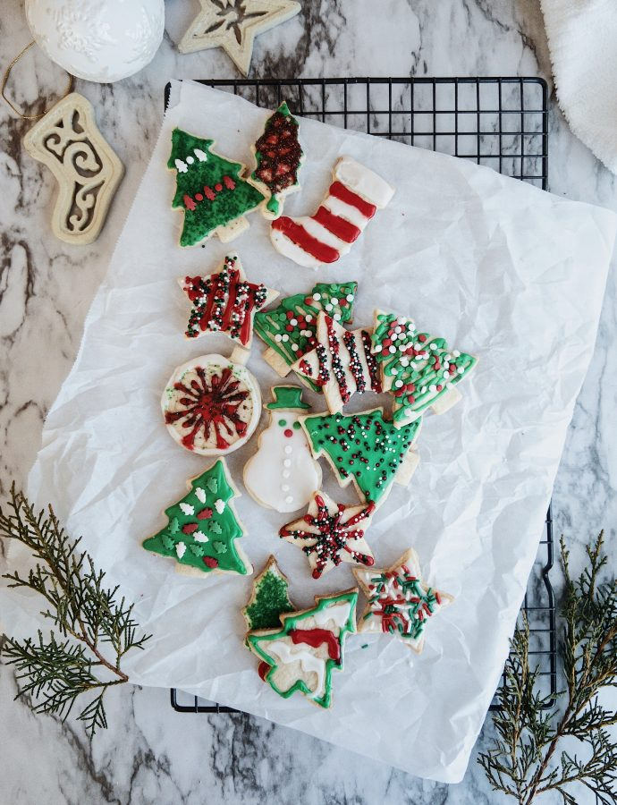 20 Vegan Christmas Cookie Recipes